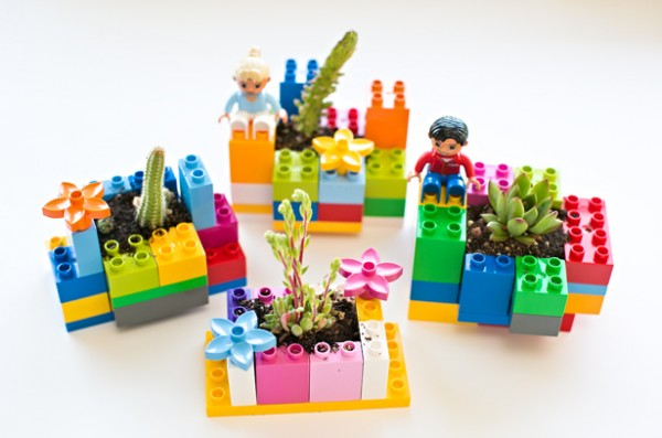 7-mini-lego-planters-kids-gardening-planting-craft