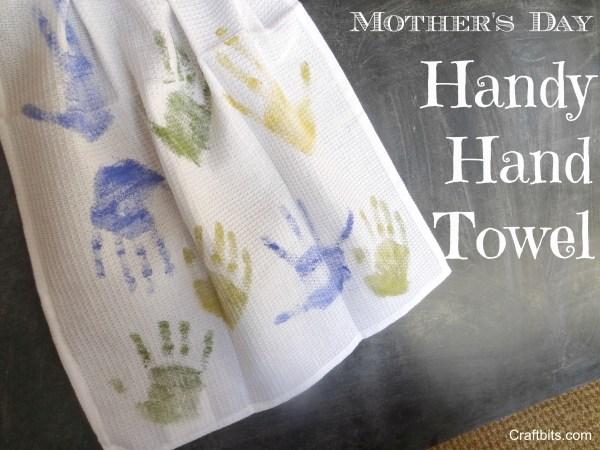 mothers-day-kids-craft-hand-towel-quick-preschool