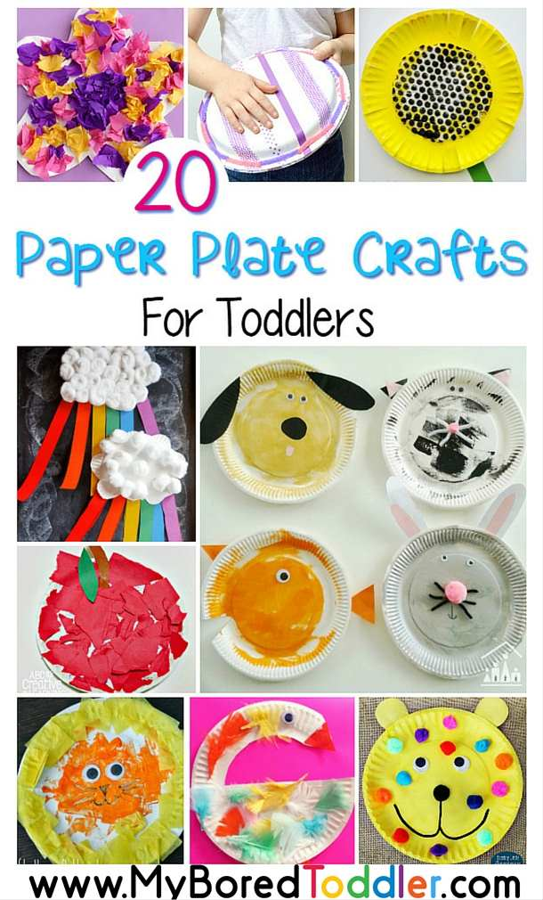 paper plates craft ideas 20 paper plate projects 5118