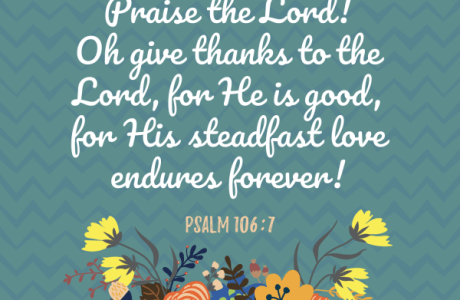 Thanksgiving Psalm Printables