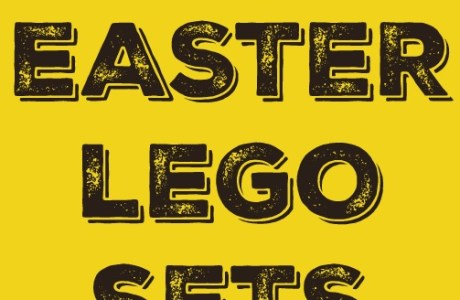 Great Gift Idea – Easter Lego Sets
