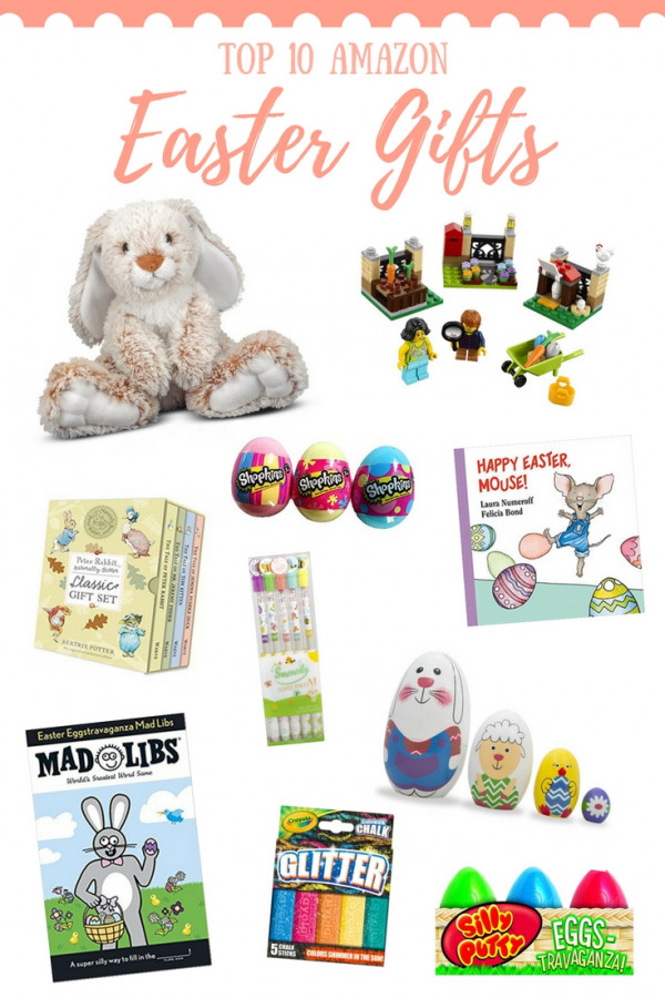 Top 10 non candy easter gifts top 10 amazon easter gifts the easter season is almost here and that means its time to start planning which amazing gifts you will buy to fill your kids negle Images