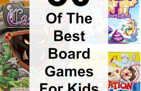 Put Down The Screens And Pick Up The Dice – Board Games For Kids