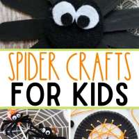 12+ Halloween Spider Crafts For Kids