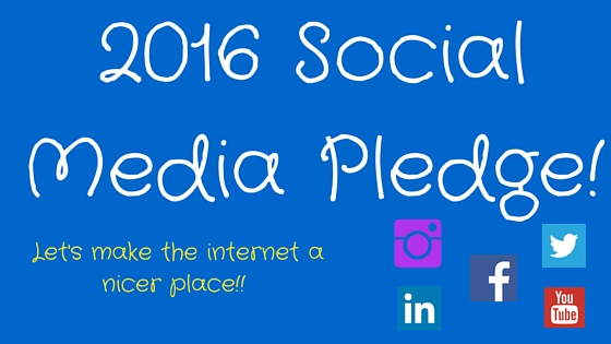 social media pledge header