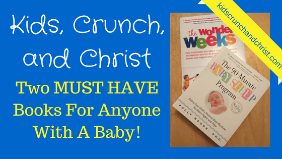Two must have books for parents of babies