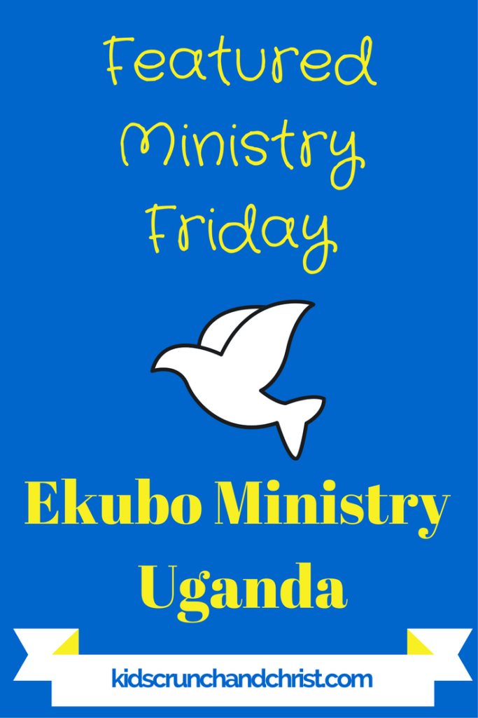 Featured Ministry: Ekubo in Uganda, support the school and education initiatives.