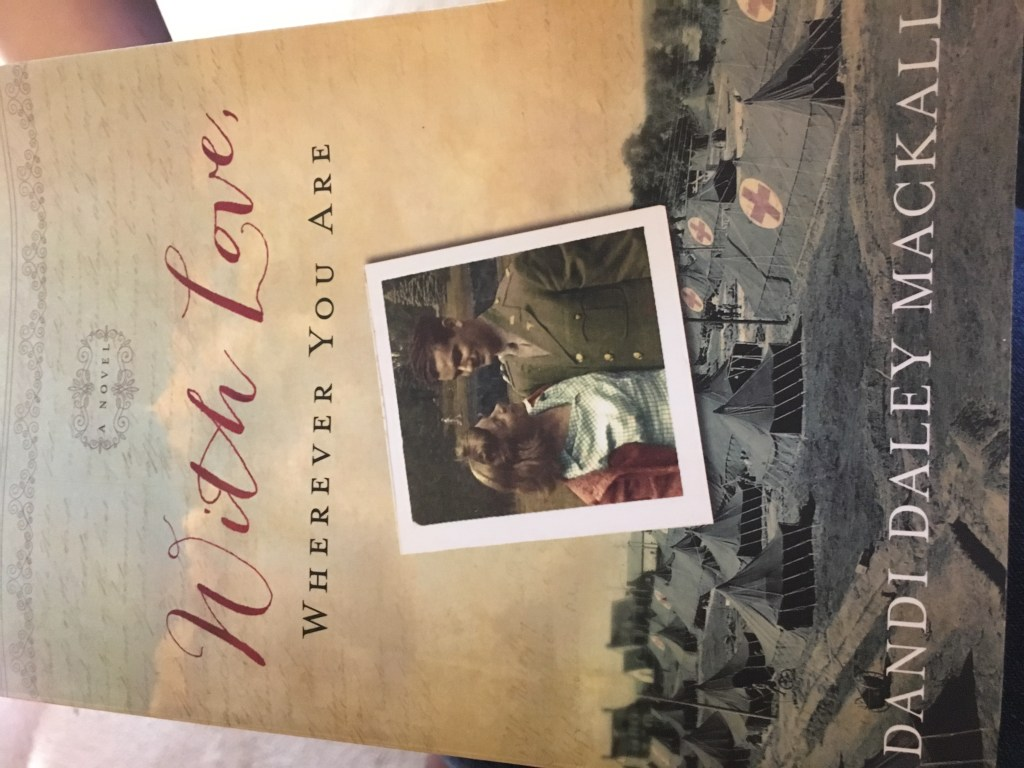Review of With Love, Wherever You Are World War II love story