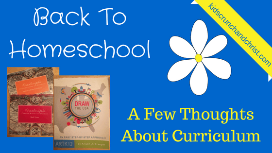 Choosing homeschool curriculum can be tough, here are some tips.