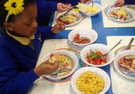 Helping towards their 5 a day.