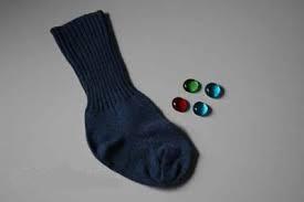 Παιχνίδι με κάλτσα