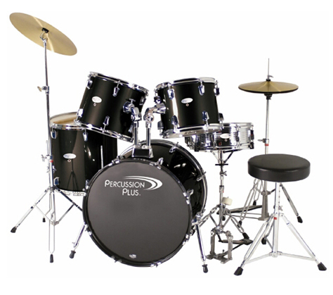 Great Kids Drumsets and 5 piece Beginner Drum Set The ideal beginner drum set if you re not quite ready for the  big  leap   Priced right  this full featured  full sized 5 piece