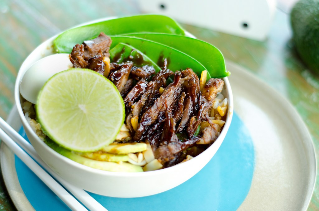 easy slow cooker asian style sticky lamb