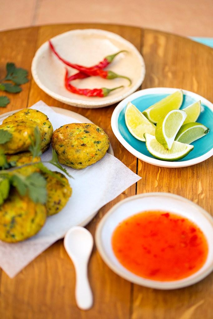 really easy thai style fish cakes at www.kidseatbyshanai.com