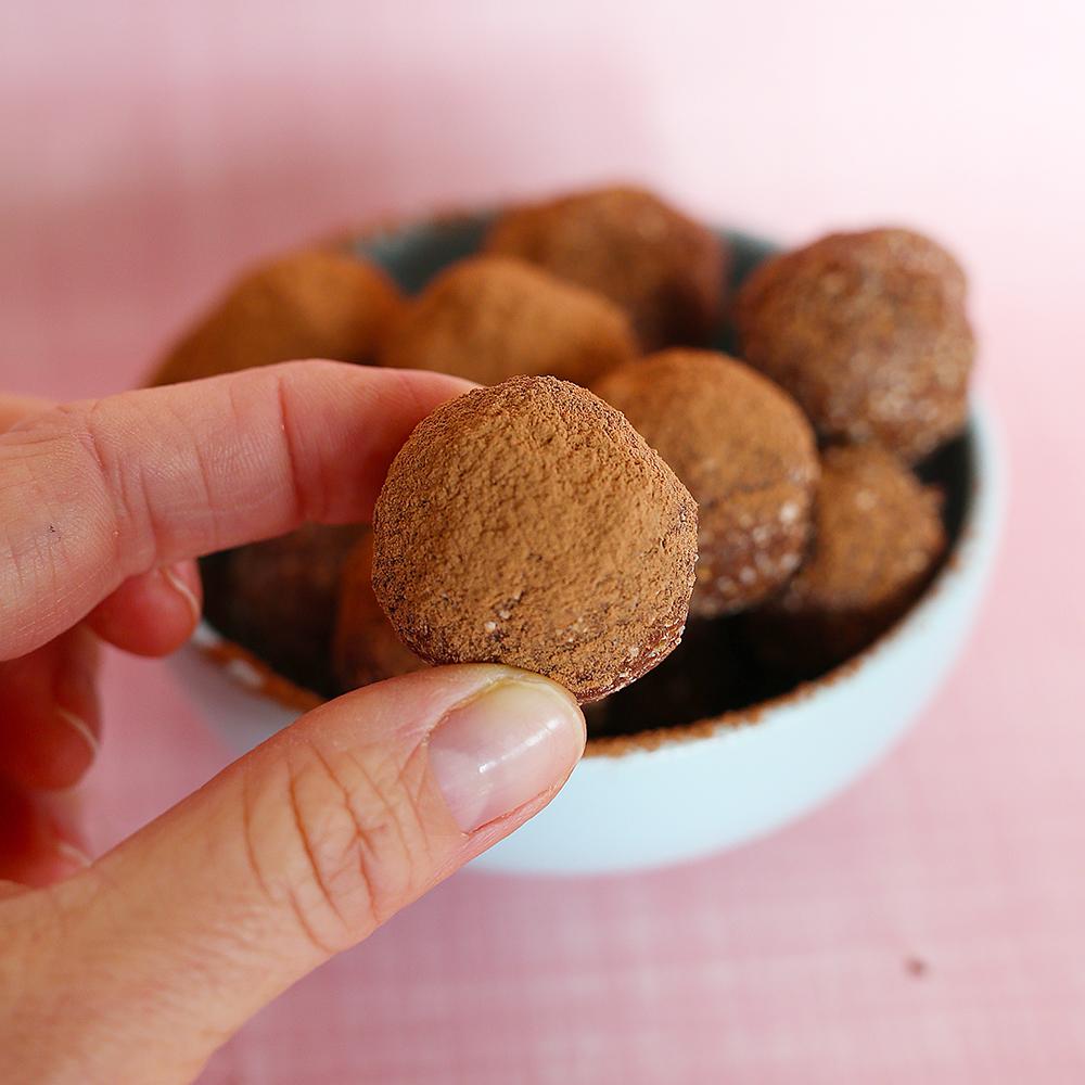 lunchbox energy balls