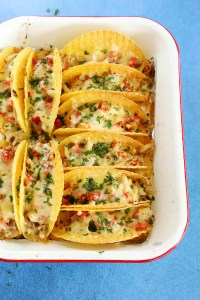 Oven Baked Chicken Tacos   Kids Eat by Shanai