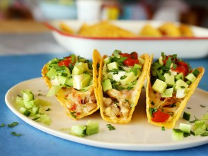 Oven Baked Chicken Tacos | Kids Eat by Shanai