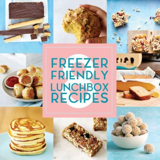 8 Freezer Friendly Lunchbox Recipes | Kids Eat by Shanai