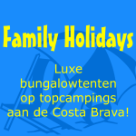 family holidays kindervakantie