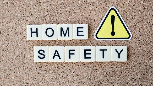 veiligheid in huis