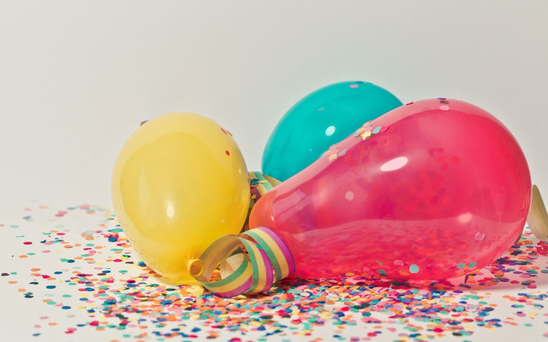 Thema kinderfeestjes