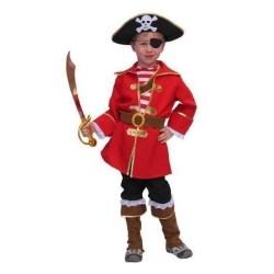 piratenfeest kapiteinskostuum