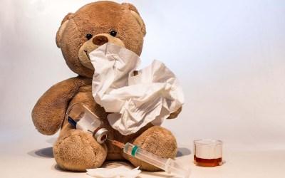 griep bij kinderen