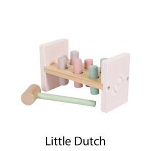 kidsenco Little Dutch houten Hamerbank