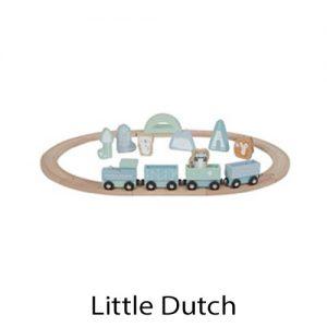kidsenco Little Dutch trein