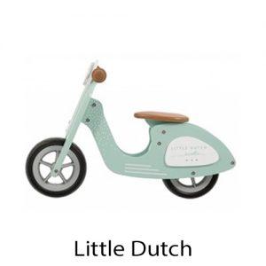 kidsenco little dutch scooter mint
