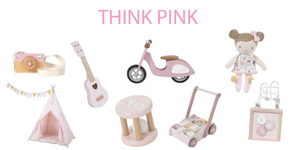 Roze kadootjes