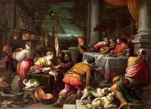 Bassano's Lazarus