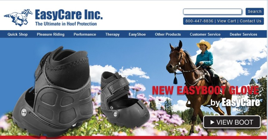 Easy Care Boots