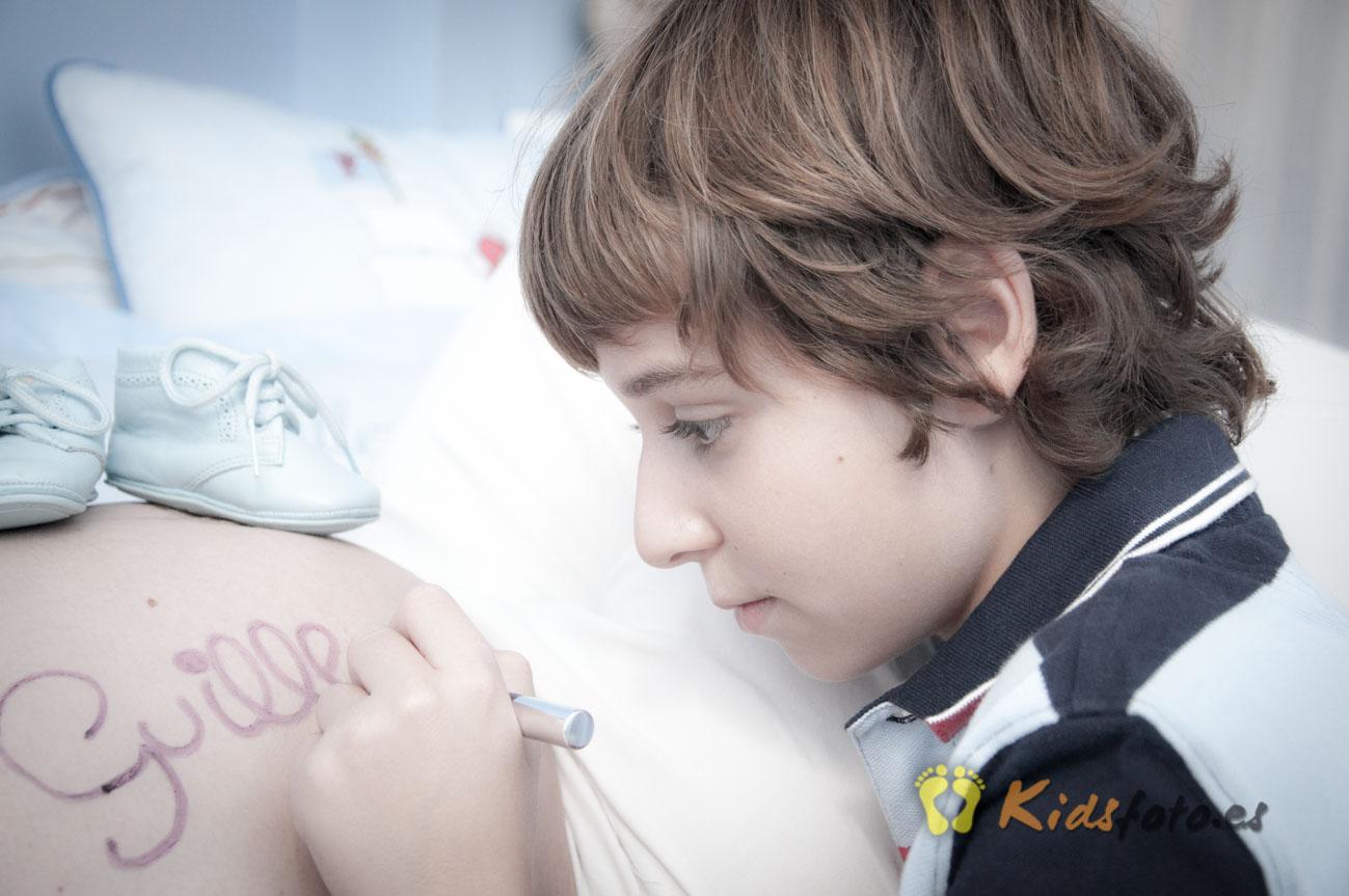kidsfoto.es Pintura premamá, bodypaint de embarazo técnica recién nacido premamá fotografia niños zaragoza fotografía infantil bodypaint bebé