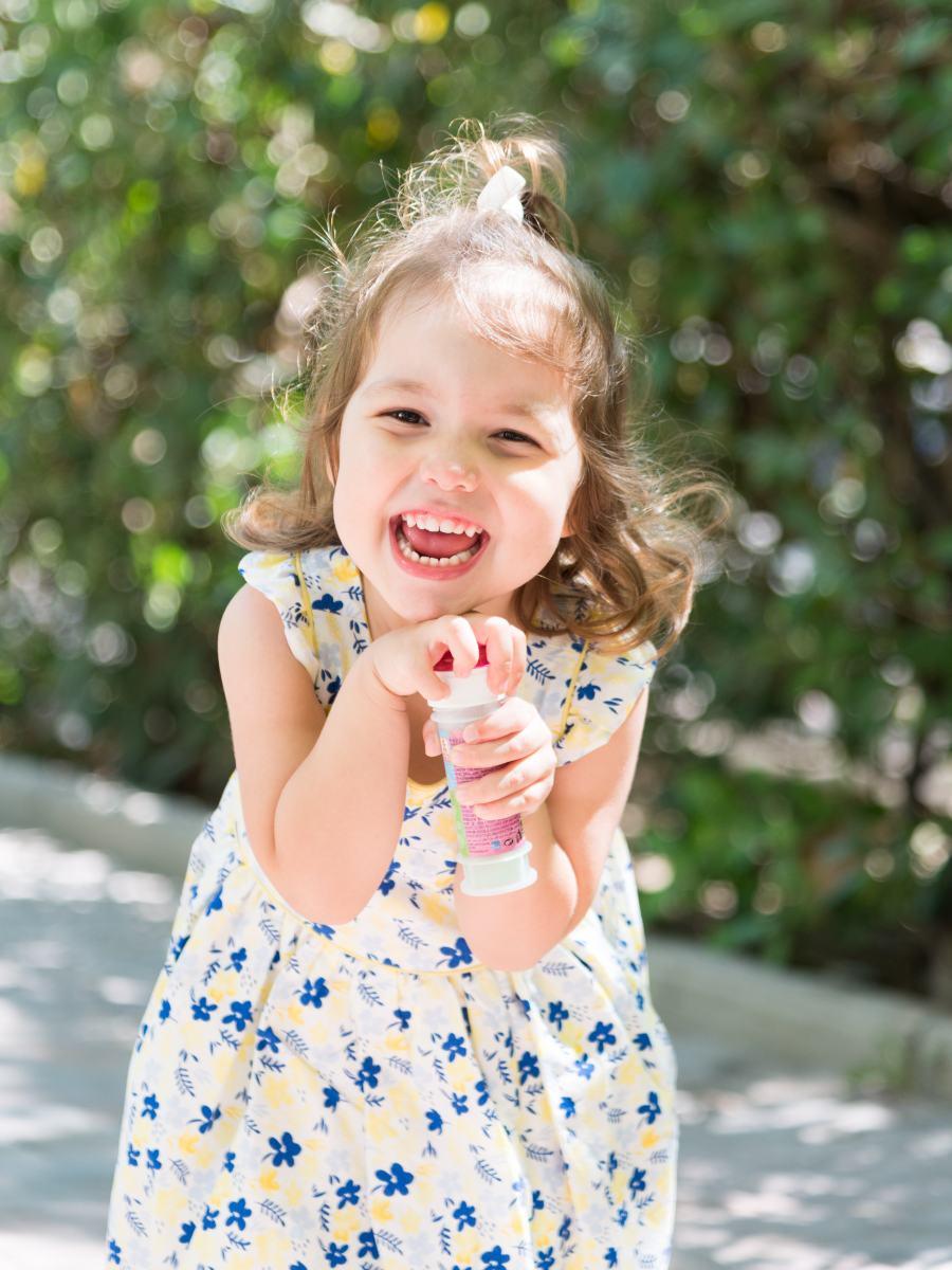 Fotografía niños en verano