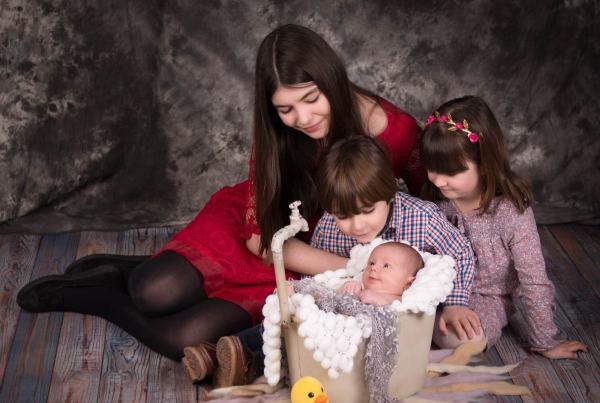Fotografía recién nacido en Zaragoza, Newbron Photography, Fotógrafo de bebés