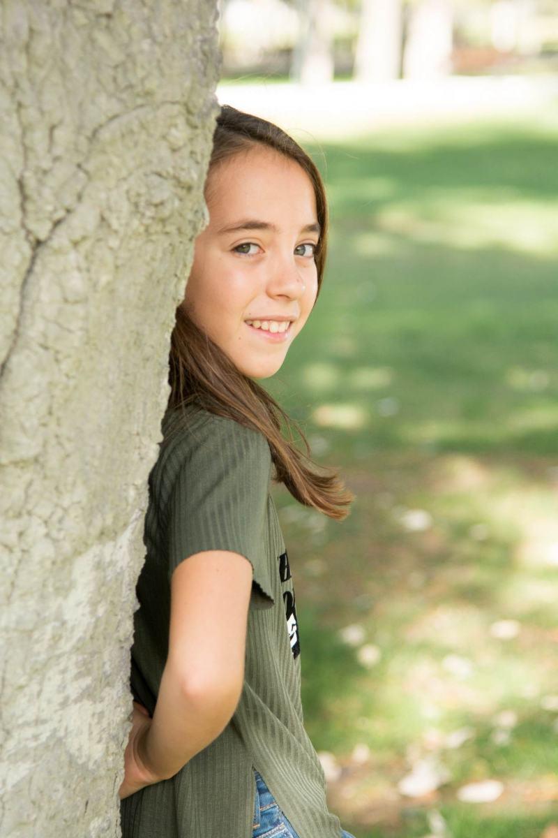 kidsfoto.es Sesión fotográfica infantil 13 años, fotografía de niños.