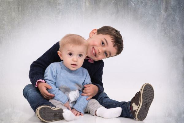 Fotografía infantil en Zaragoza, Sesión fotográfica familiar.