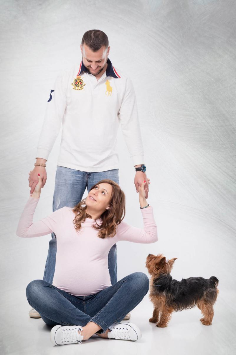 kidsfoto.es Sesión fotográfica de embarazo, fotografía premamá. Fotógrafo newborn Zaragoza