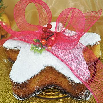 Συνταγή Χριστουγεννιάτικο Κέικ Δώρο