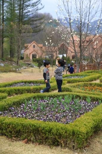 Families Kids Jade Garden Korea