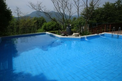 Swimming pool Haeyeorim Gardens Gyeonggi Korea