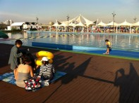 Yeouido Outdoor Swimming Pool