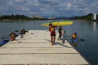 Misari Motorboat Racing Park Rowing Seoul