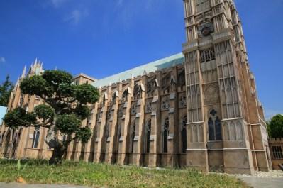 Aiins World Park Bucheon, Westminster Abbey