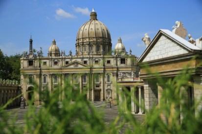 Aiins World Park Bucheon, St Peter Basilica Vatican