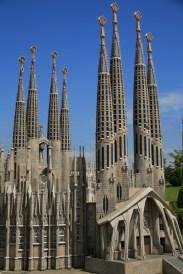 Aiins World Bucheon, Barcelona Sagrada Familia