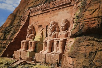 Aiins World Park Bucheon, Egypt Pyramids