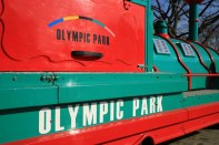 Olympic Park Train