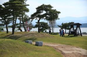 Gangneung Gyeongpo Lake